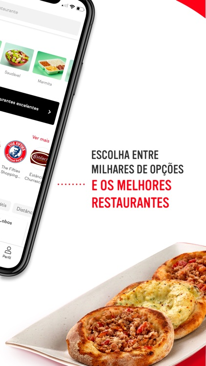 iFood - Delivery de Comida screenshot-2