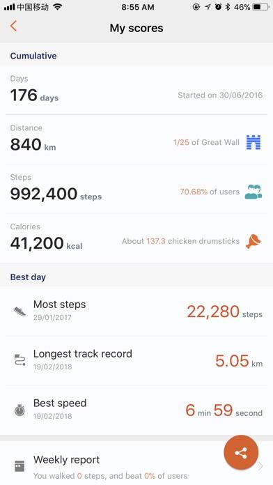 Screenshot for Huawei Health in Czech Republic App Store