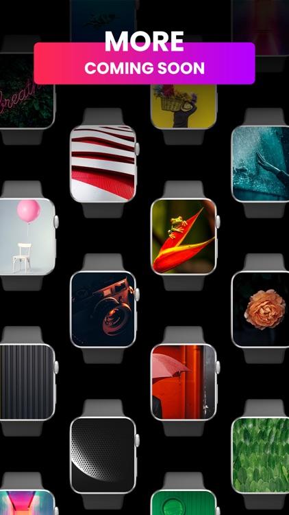 Watch Faces: Wallpaper Maker screenshot-4