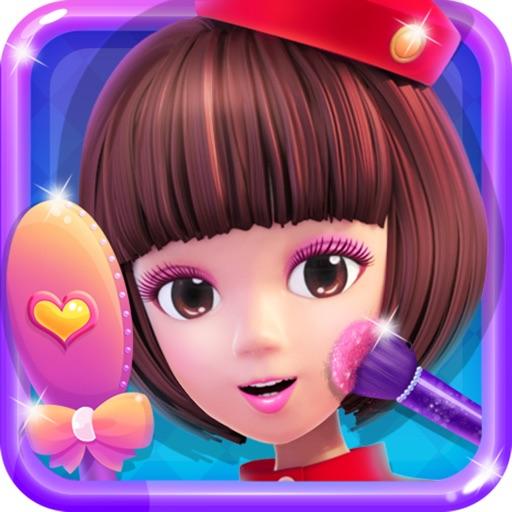 东方可儿百变彩妆——小公主化妆游戏