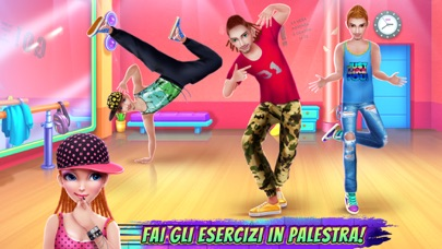 Screenshot of Scuola di ballo hip hop5