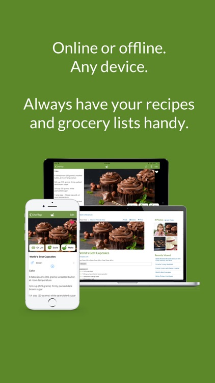 ChefTap Recipe Organizer screenshot-4