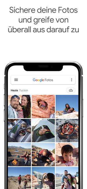 ‎Google Fotos Screenshot