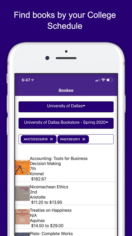 Bookee - Buy and Sell Books screenshot-3