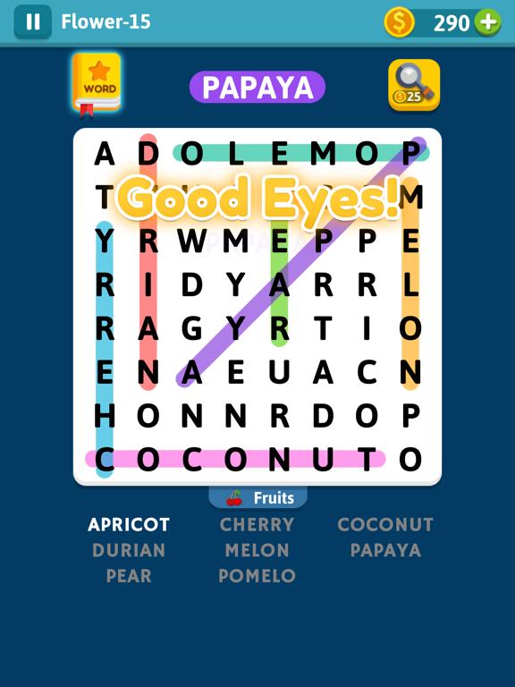 Word Search: Hidden Words screenshot 9