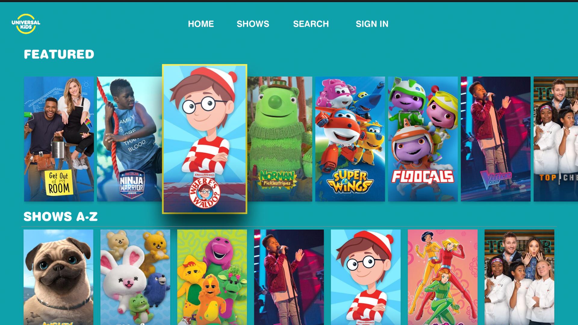 Universal Kids screenshot 12