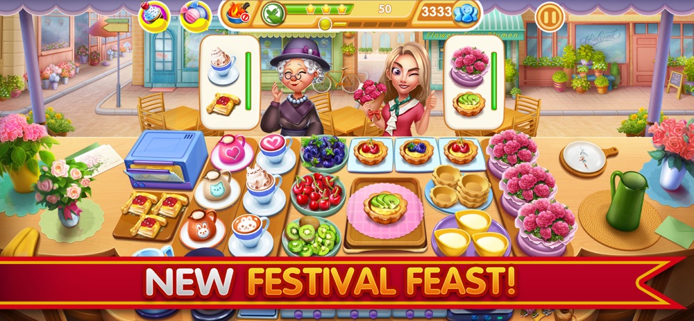 Cooking City – Chef Game