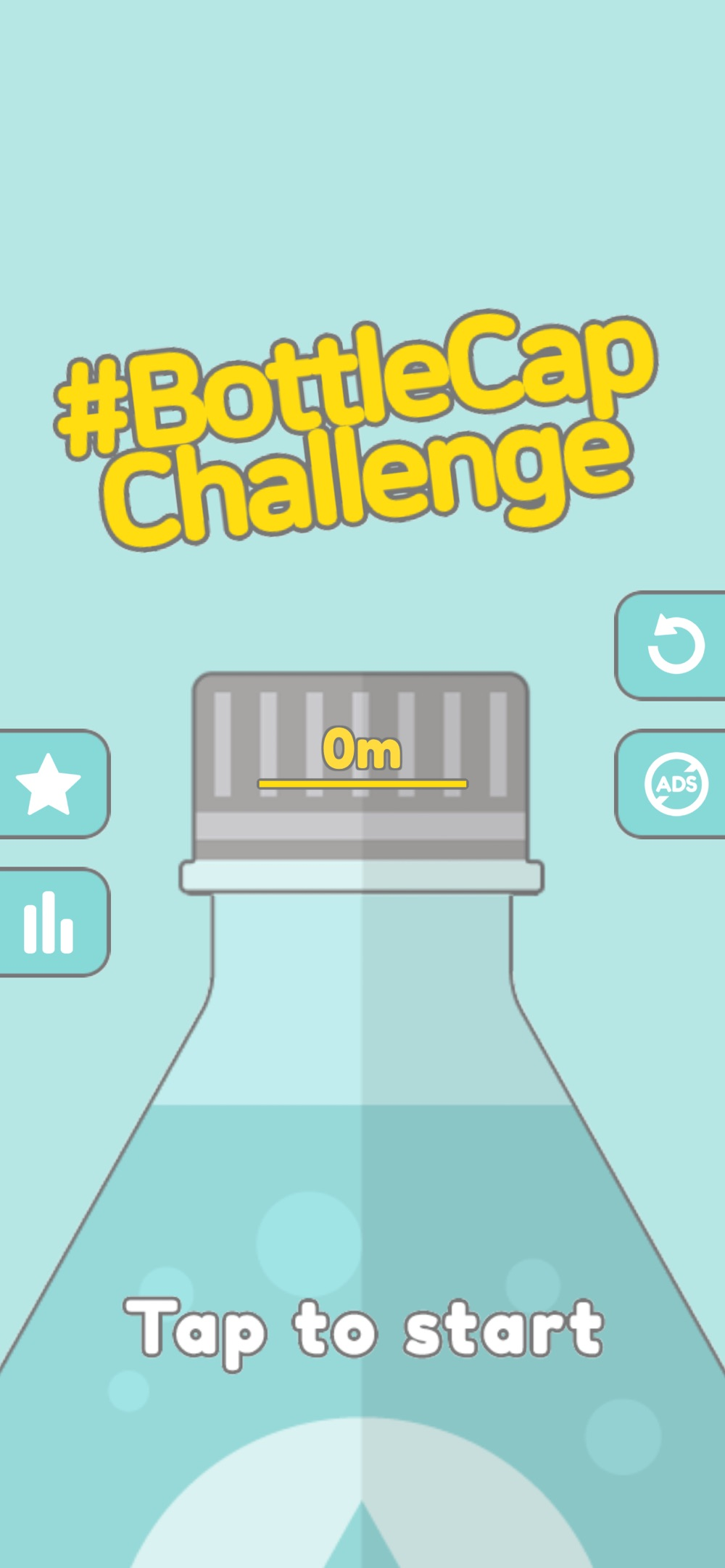 Bottle Cap Challenge: The Rise Cheat Codes