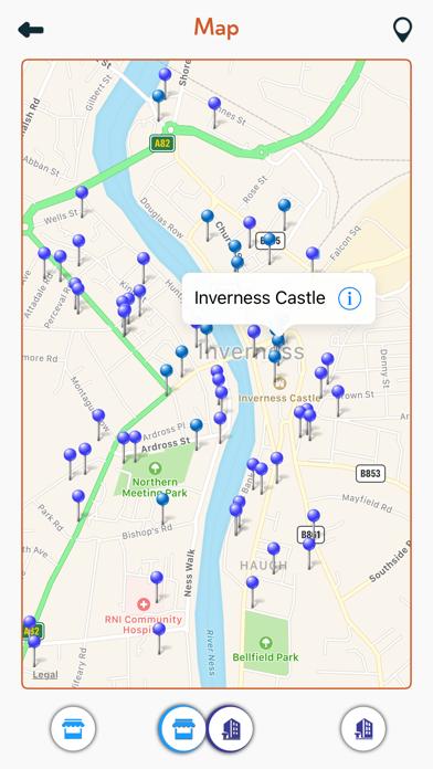 Inverness City Guideのおすすめ画像4