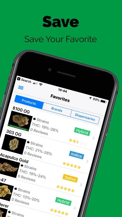 Greenery Map: Cannabis Search screenshot-7