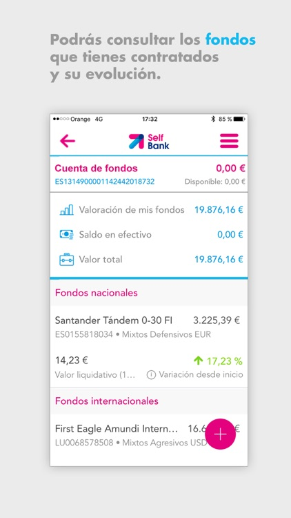 SELF BANK . Tu Banco Móvil screenshot-3