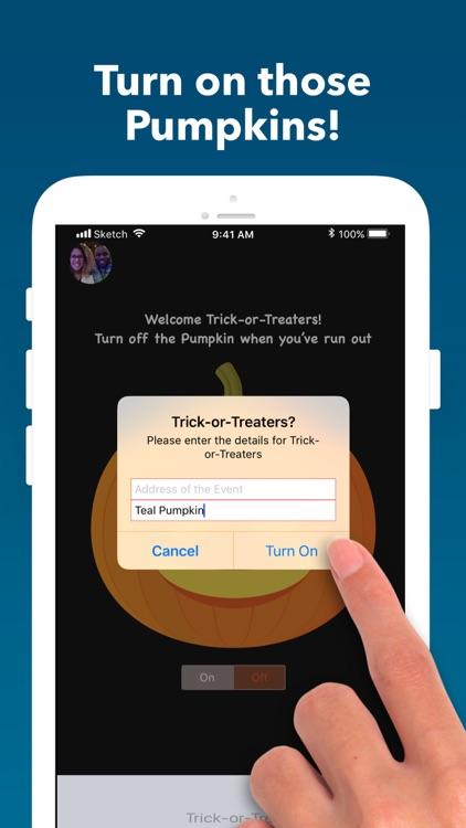Trick or Treat Map screenshot-3