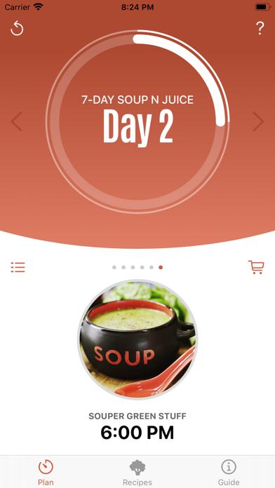 Jason's Soup n Juice Dietのおすすめ画像1