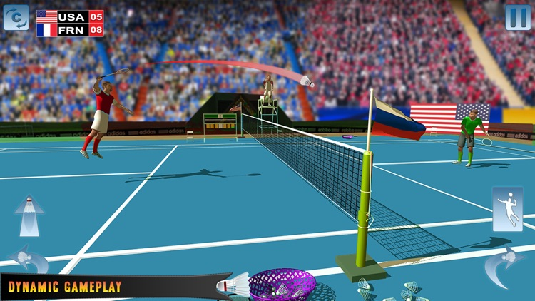 Badminton Championship League screenshot-1