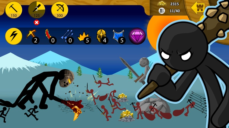 Stick War: Legacy screenshot-4