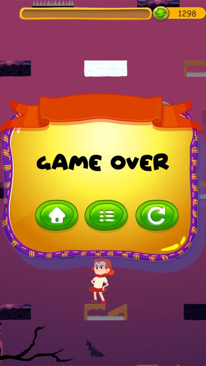 Superhero Jump Gem Adventure screenshot-4