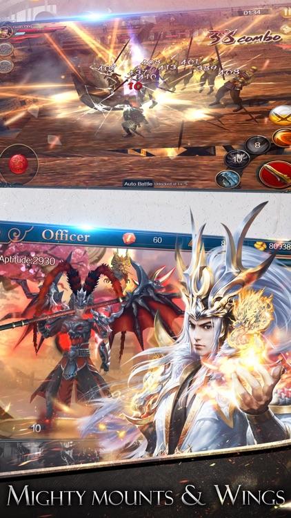 Dynasty Legends:Warriors Unite screenshot-4