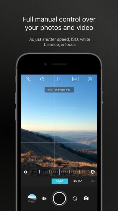 Moment - Pro Camera screenshot1