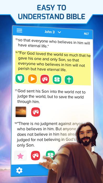 Superbook Kids Bibleのおすすめ画像2