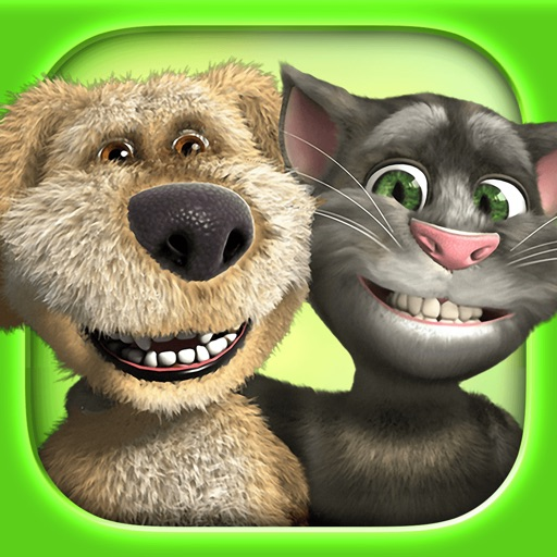 Talking Tom News for iPad
