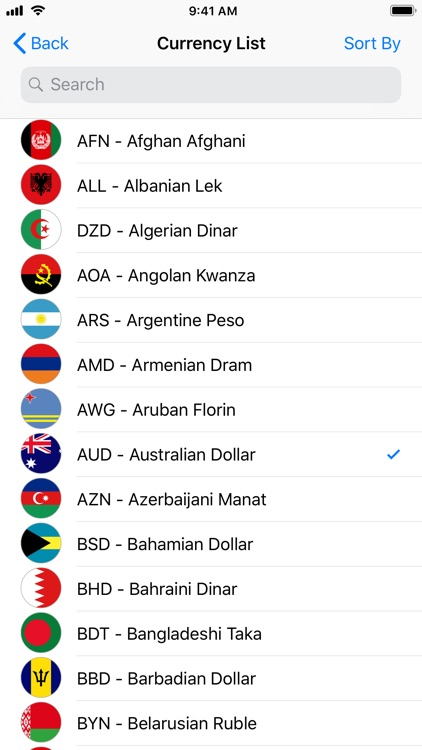 Currency Today screenshot-3