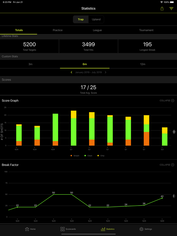 Garmin Xero® S screenshot 6