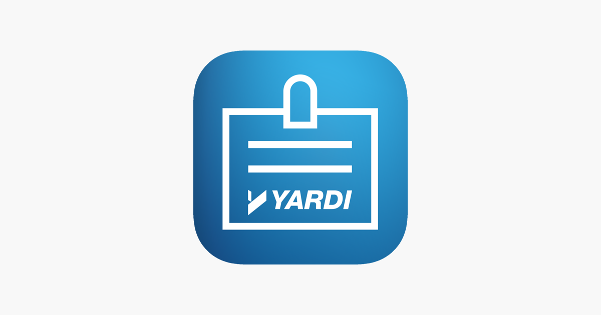 Yardi Events on the App Store
