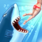 App Icon for Hungry Shark Evolution App in Argentina IOS App Store