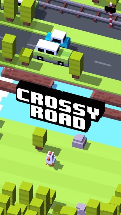 Crossy Road screenshot-0