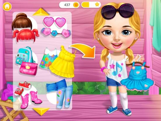 Sweet Baby Girl Summer Camp для iPad