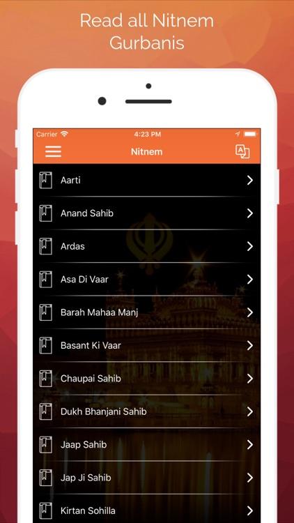 Sikh World - Nitnem & Gurbani screenshot-6