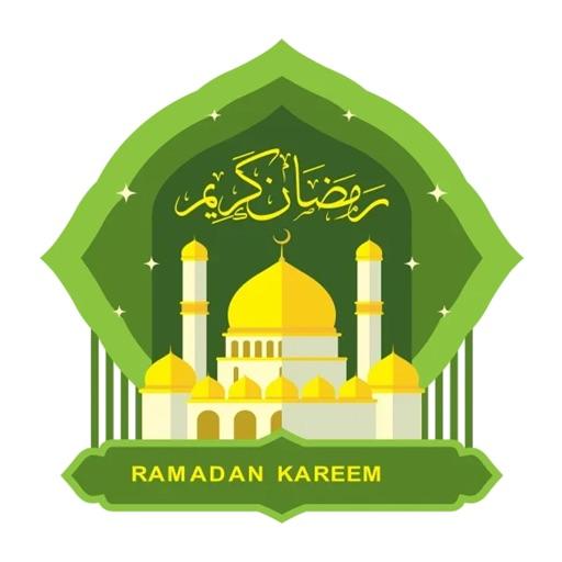 Stickers Ramadan Mubarak