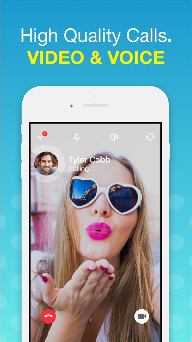 Agent - Video Calls & Chat Screenshot on iOS