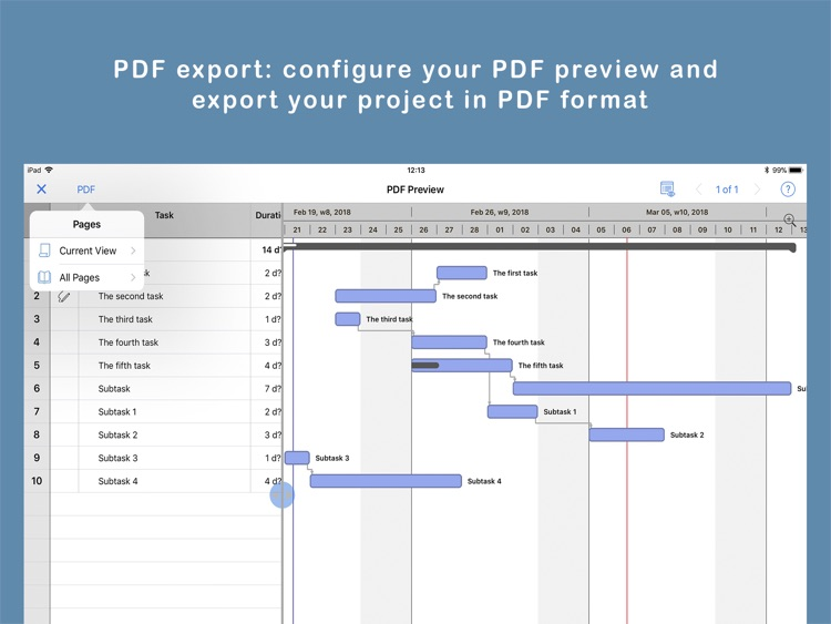 viProject - Project Management screenshot-5