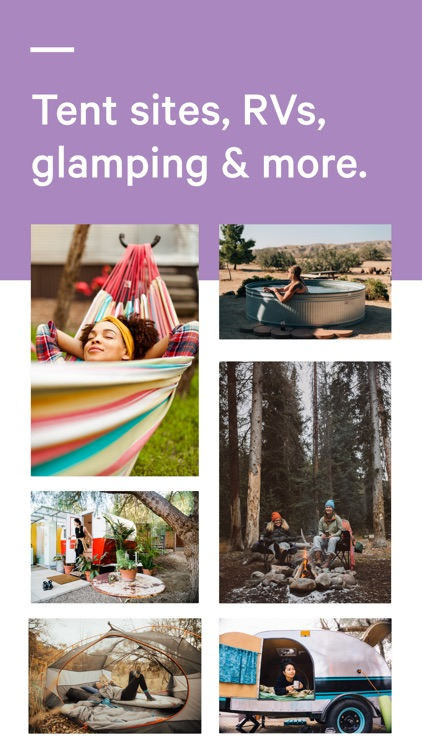 Hipcamp: Camping & Glamping screenshot-1