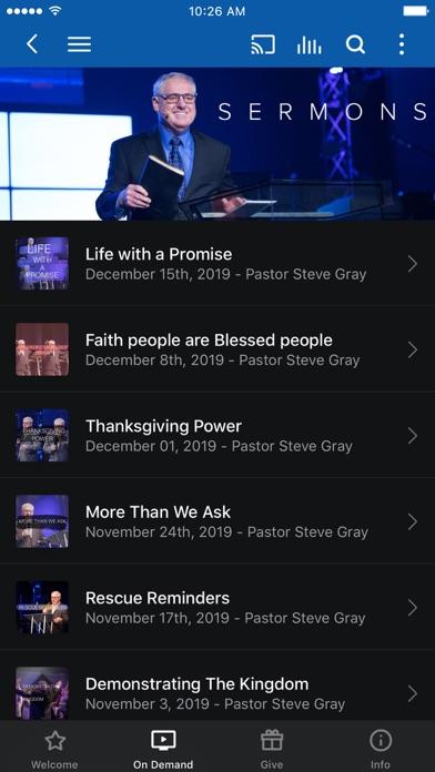 点击获取Steve Gray Ministries