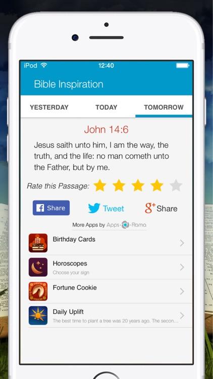 Inspirational Bible