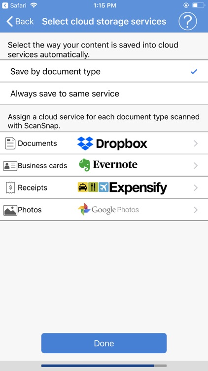 ScanSnap Cloud for SEAsia
