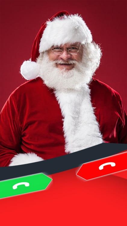 Video Call Of Santa Claus