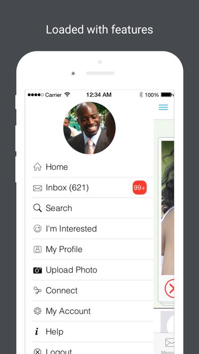 Delightful Dating App Screenshot