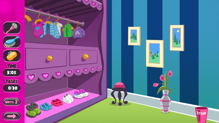 Sweet Baby Girl Cleanup House screenshot-7