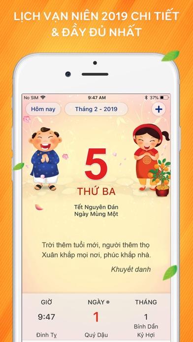 Tải về Lich Van Nien 2019 : Lich Viet cho Pc