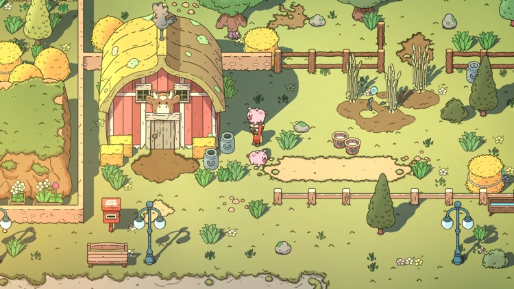 The Swords of Ditto screenshot-8