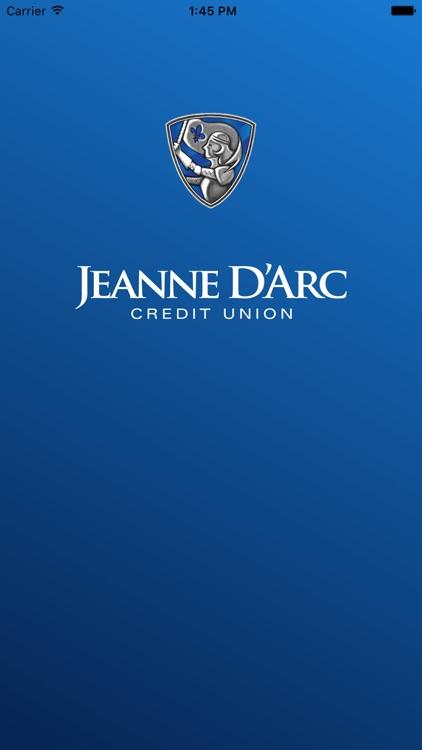 Jeanne D'Arc CU Mobile Banking