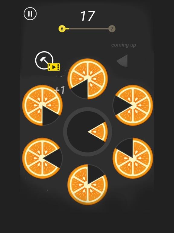 iPad Image of Slices