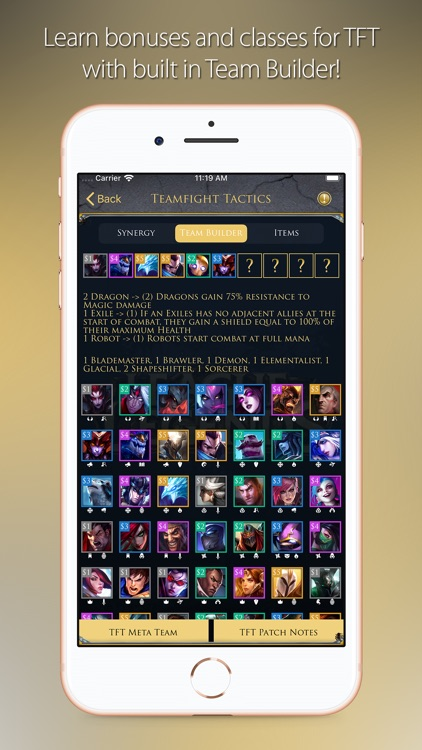 TFT LCS for League of Legends screenshot-5
