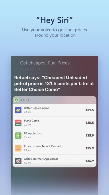 Refuel - WA Fuel Prices screenshot-4
