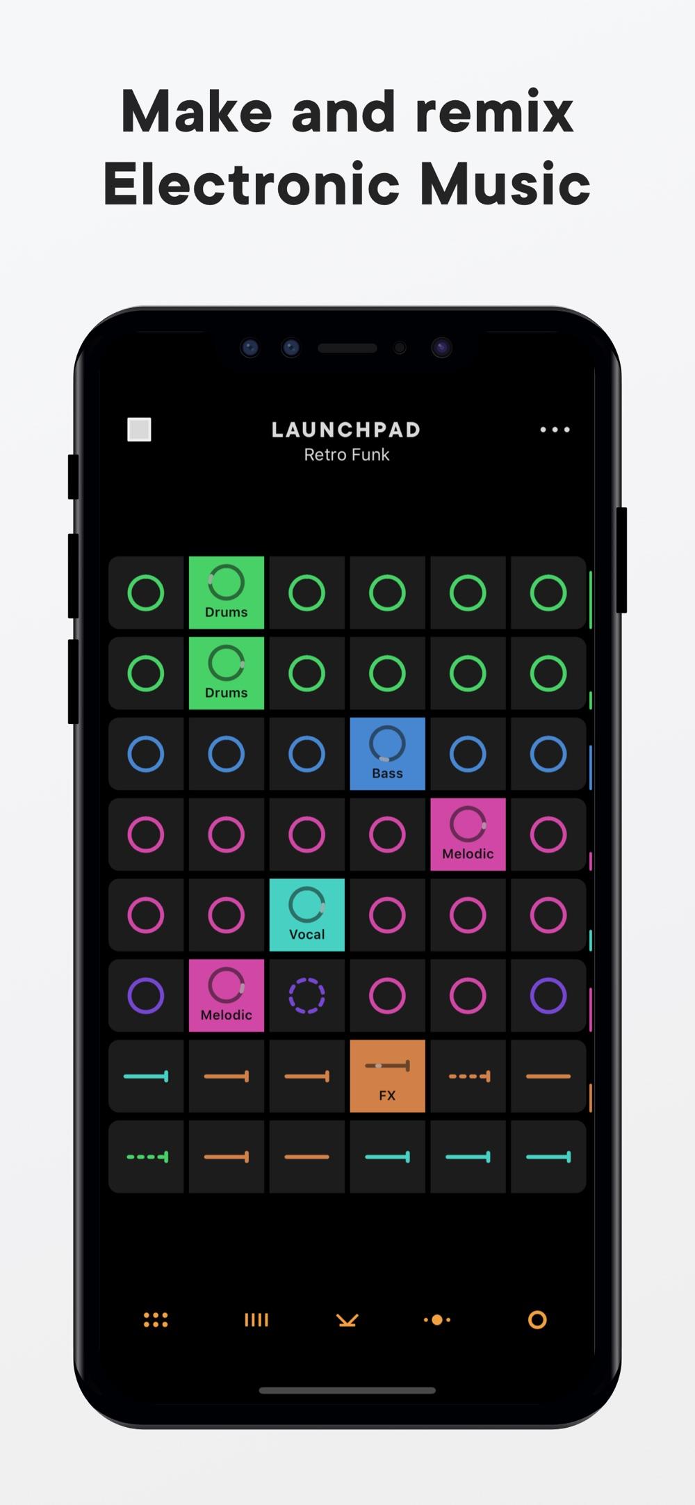 Launchpad: Make & Remix Music Cheat Codes