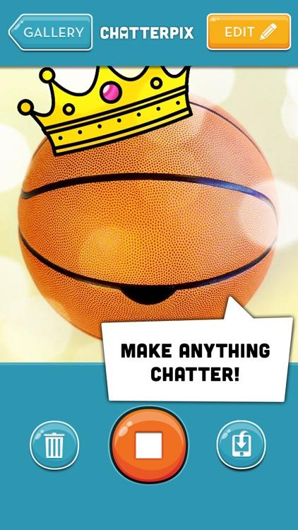 ChatterPix Kids screenshot-3