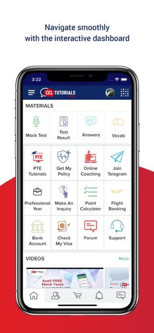 CCL Tutorials on the App Store